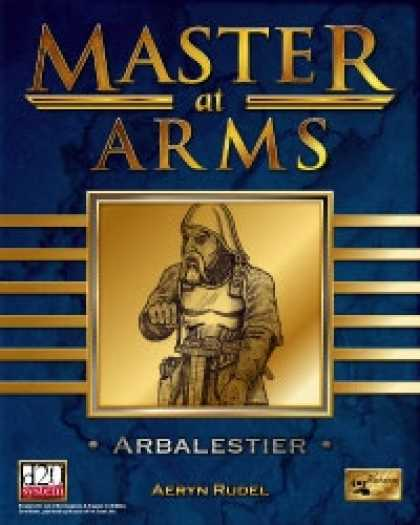 Role Playing Games - Master at Arms: Arbalestier