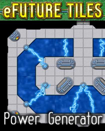 Role Playing Games - e-Future Tiles: Power Generator