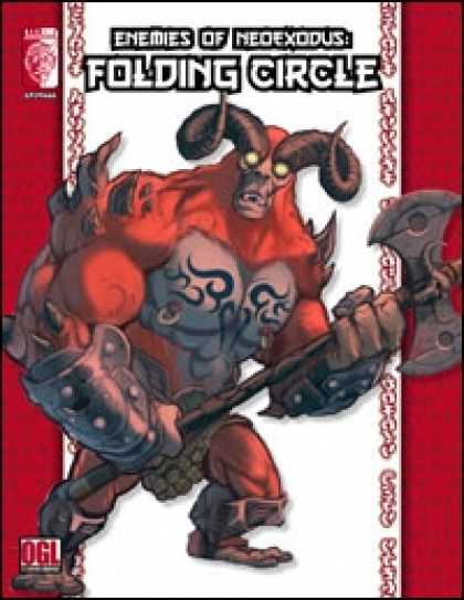 Role Playing Games - Enemies of NeoExodus: Folding Circle