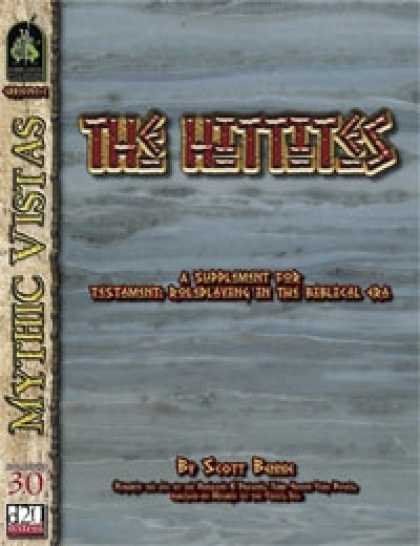 Role Playing Games - Testament: The Hittites