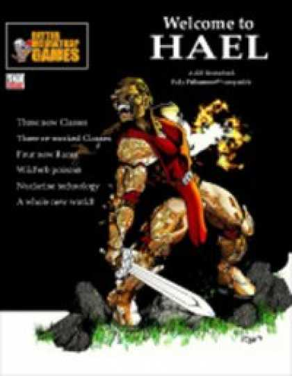 Role Playing Games - Welcome to HAEL