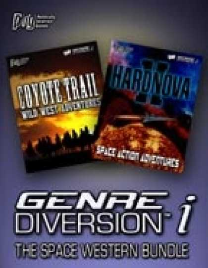 Role Playing Games - The Space Western - HardNova/Coyote Trail [BUNDLE]