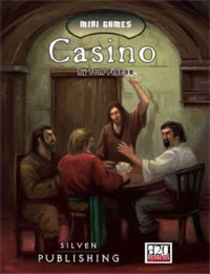 Role Playing Games - D20 Mini Games: Casino