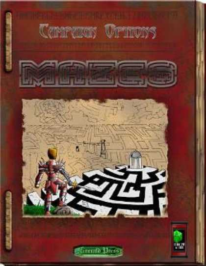 Role Playing Games - Campaign Options: Mazes