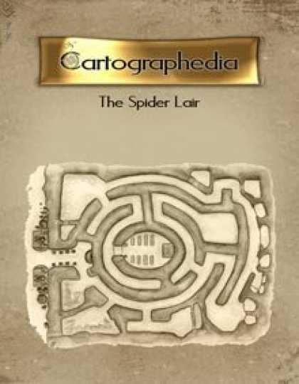 Role Playing Games - The Spider Lair