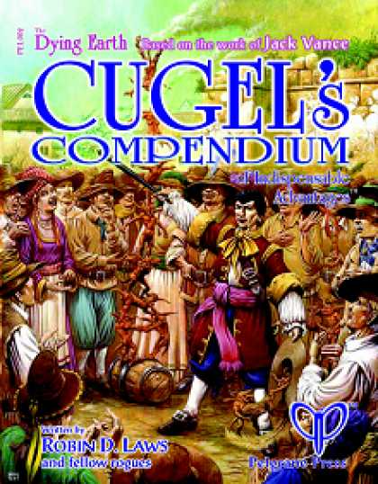 Role Playing Games - Cugel's Compendium of Indispensable Advantages