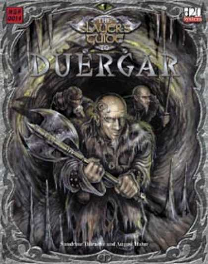 Role Playing Games - Slayer's Guide to Duergar
