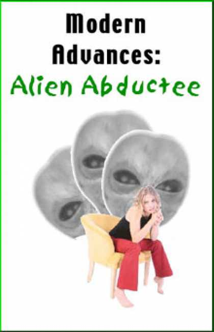 Role Playing Games - Modern Advances: Alien Abductee