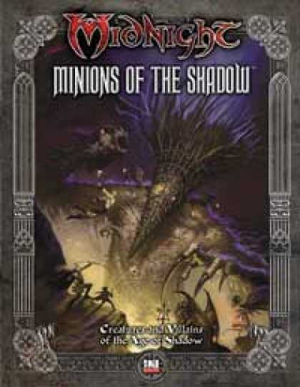Role Playing Games - Minions of Shadow