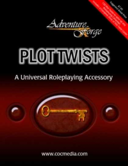 Role Playing Games - Plot Twists