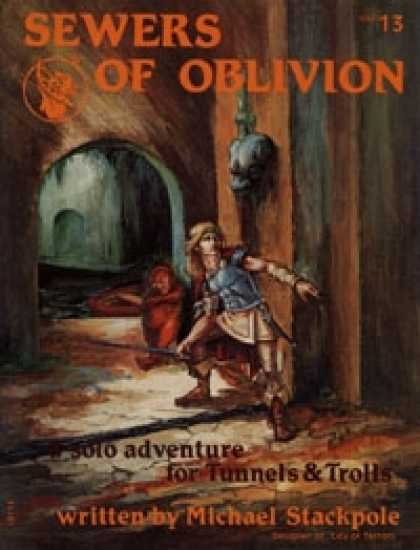 Role Playing Games - Sewers of Oblivion