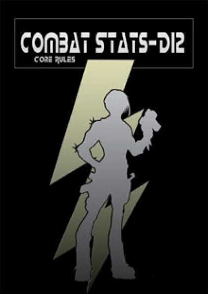Role Playing Games - Combat Stats-D12 Core Rules