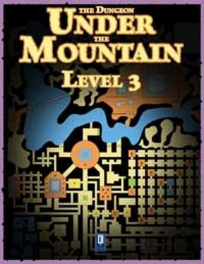 Role Playing Games - The Dungeon Under the Mountain: Level 3