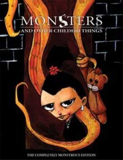 Role Playing Games - Monsters and Other Childish Things: Completely Monstrous Edition