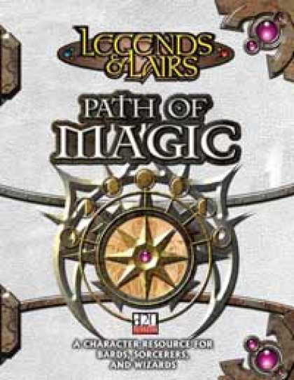 Role Playing Games - Path of Magic