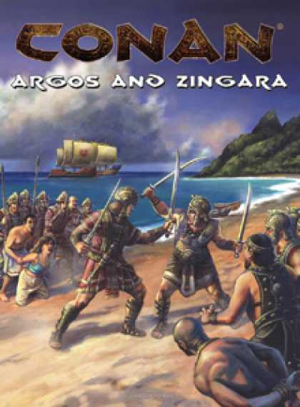 Role Playing Games - Argos and Zingara