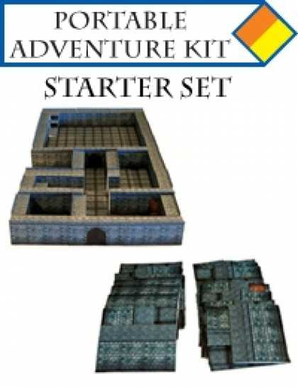 Role Playing Games - Portable Adventure Kit - Starter Set