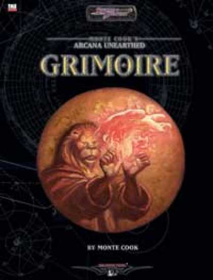 Role Playing Games - Monte Cook's Arcana Unearthed: Grimoire