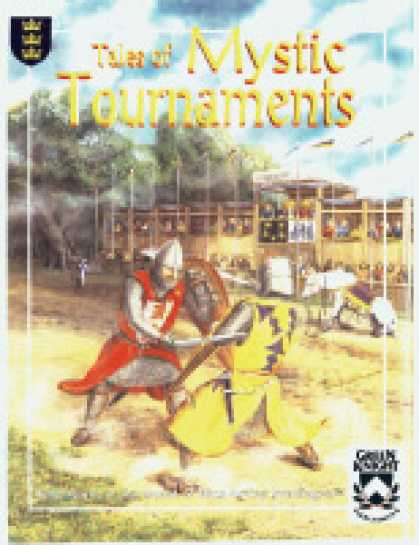 Role Playing Games - Tales of Mystic Tournaments