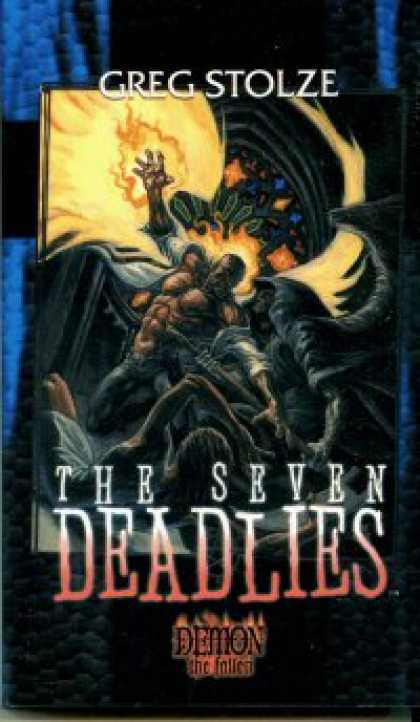 Role Playing Games - Trilogy of the Fallen Book 2: The Seven Deadlies