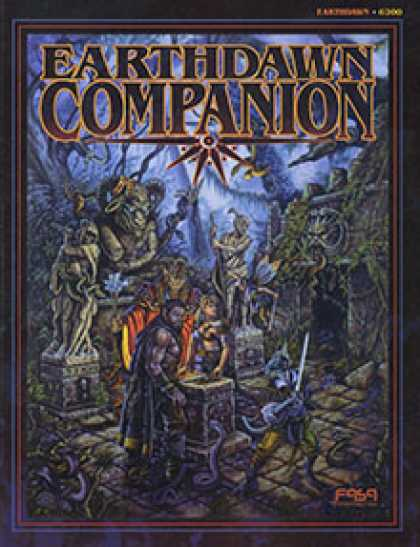 Role Playing Games - Earthdawn Companion