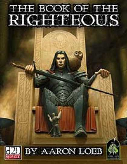 Role Playing Games - Book of the Righteous