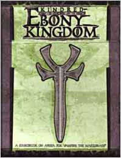 Role Playing Games - Kindred of the Ebony Kingdom