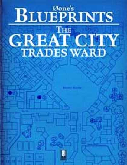 Role Playing Games - 0one's Blueprints: The Great City: Trades Ward
