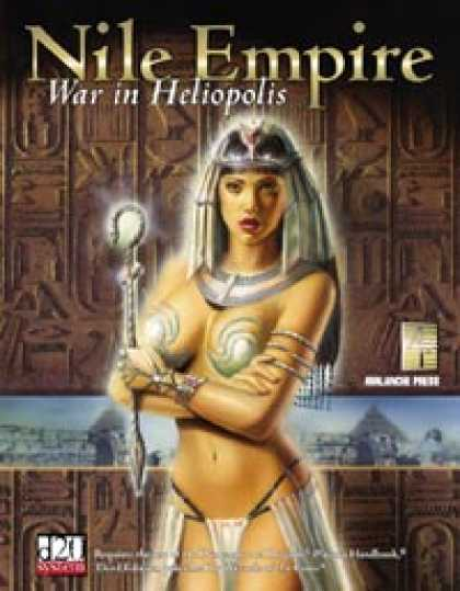 Role Playing Games - Nile Empire: War in Heliopolis