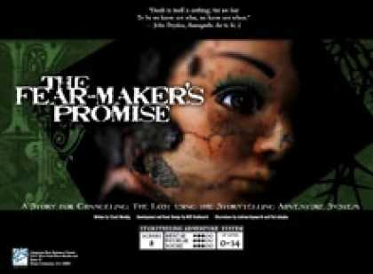 Role Playing Games - The Fear-Maker's Promise (Changeling: The Lost)