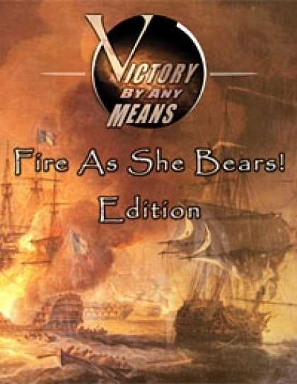 Role Playing Games - VBAM: Fire As She Bears! Edition