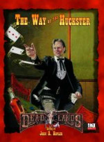 Role Playing Games - PEG1113 Way of the Huckster