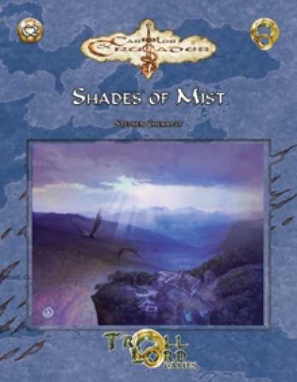 Role Playing Games - C&C C2 Shades of Mist