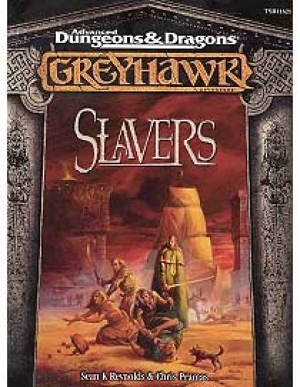 Role Playing Games - Slavers