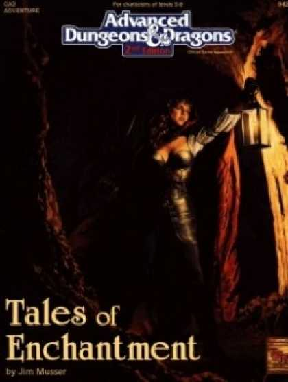 Role Playing Games - Tales of Enchantment