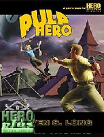 Role Playing Games - Pulp Hero - PDF