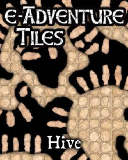 Role Playing Games - e-Adventure Tiles: Hive