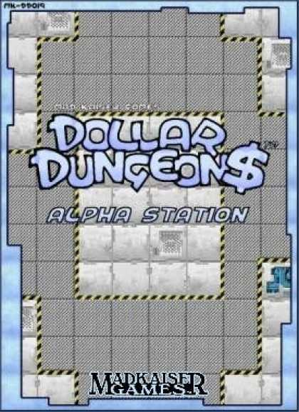 Role Playing Games - DOLLAR DUNGEON$-ALPHA STATION