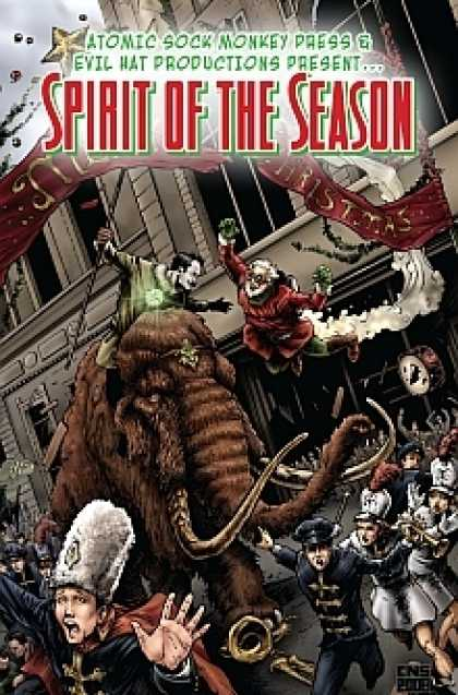 Role Playing Games - Spirit of the Season