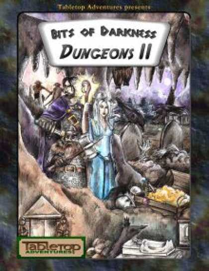 Role Playing Games - Bits of Darkness: Dungeons II