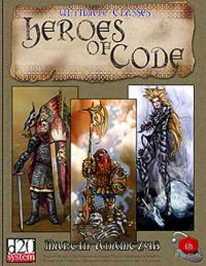 Role Playing Games - Ultimate Classes - Heroes of Code