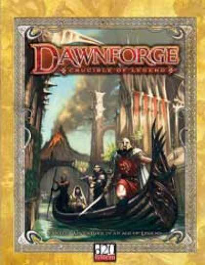 Role Playing Games - Dawnforge