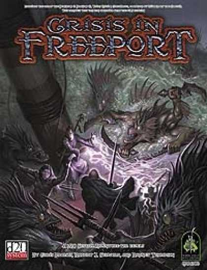 Role Playing Games - Crisis in Freeport