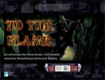Role Playing Games - To the Flame