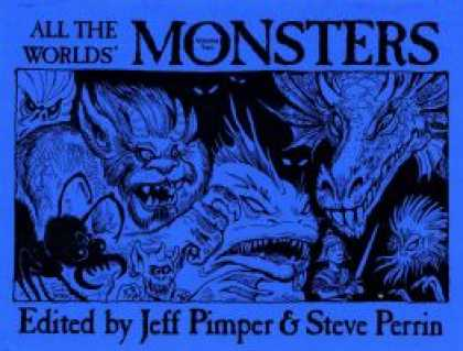 Role Playing Games - All the Worlds' Monsters Vol. 2
