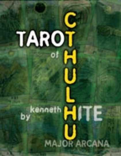 Role Playing Games - Ken Hite's Tarot of Cthulhu: Major Arcana