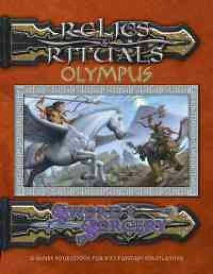 Role Playing Games - Relics & Rituals: Olympus