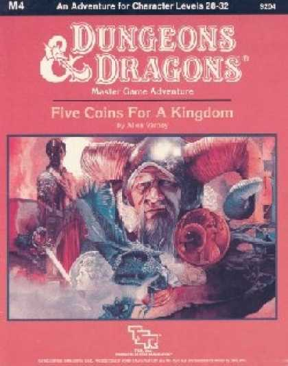 Role Playing Games - M4 - Five Coins for a Kingdom