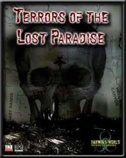 Role Playing Games - Terrors of the Lost Paradise