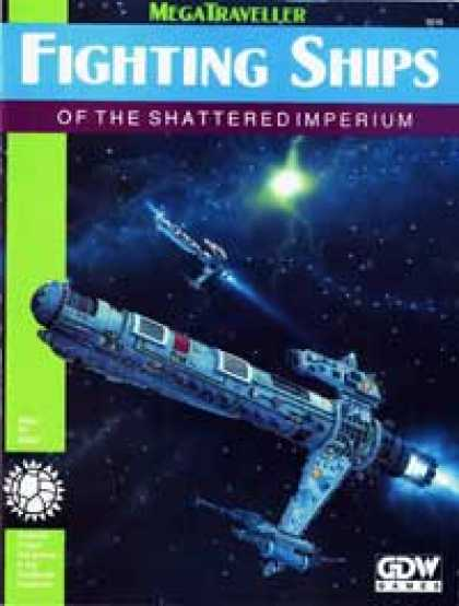Role Playing Games - Fighting Ships of the Shattered Imperium